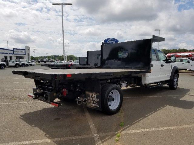 2019 F-550 Crew Cab DRW 4x4,  PJ's Platform Body #T198244 - photo 5