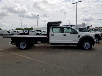 2019 F-550 Crew Cab DRW 4x4,  PJ's Platform Body #T198244 - photo 4