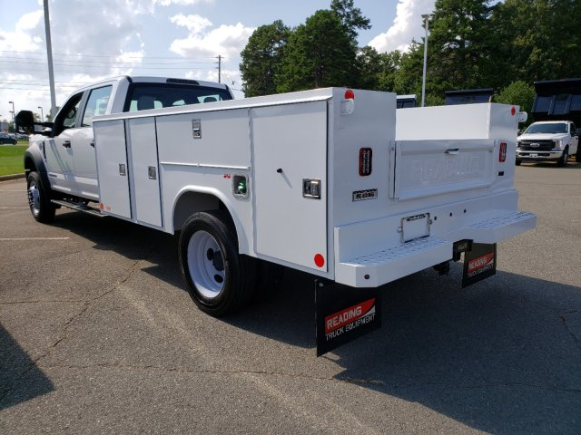 2019 F-450 Crew Cab DRW 4x4,  Reading SL Service Body #T198255 - photo 6