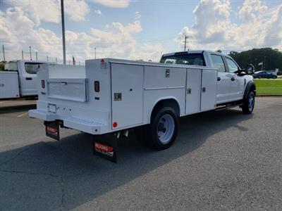 2019 F-450 Crew Cab DRW 4x4,  Reading SL Service Body #T198255 - photo 2