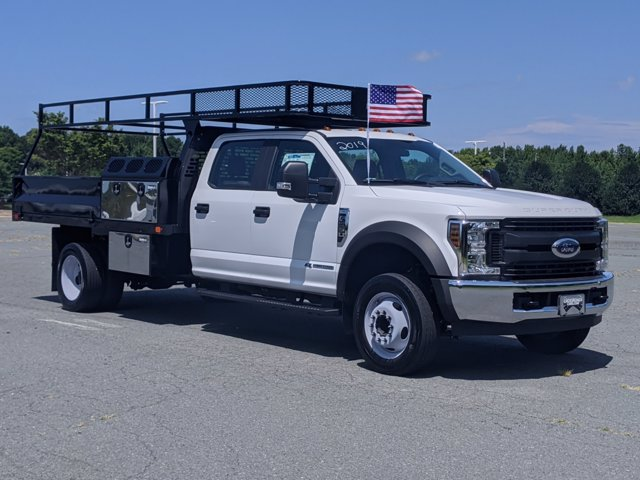 2019 Ford F-550 Crew Cab DRW RWD, PJ's Platform Body #T198269 - photo 6