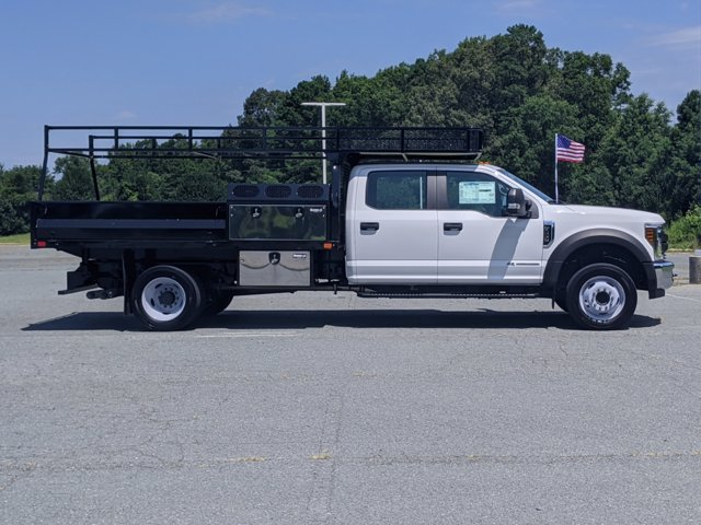 2019 Ford F-550 Crew Cab DRW RWD, PJ's Platform Body #T198269 - photo 33