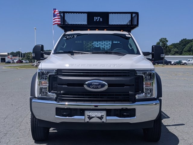 2019 F-550 Crew Cab DRW 4x2, Cab Chassis #T198269 - photo 1