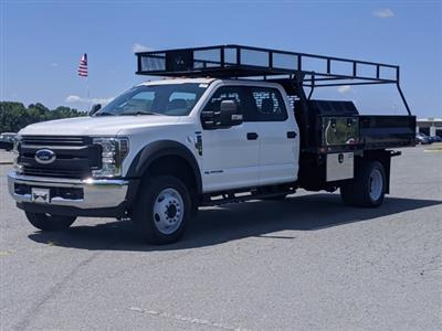 2019 Ford F-550 Crew Cab DRW RWD, PJ's Platform Body #T198269 - photo 1