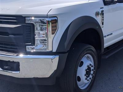2019 Ford F-550 Crew Cab DRW RWD, PJ's Platform Body #T198269 - photo 3