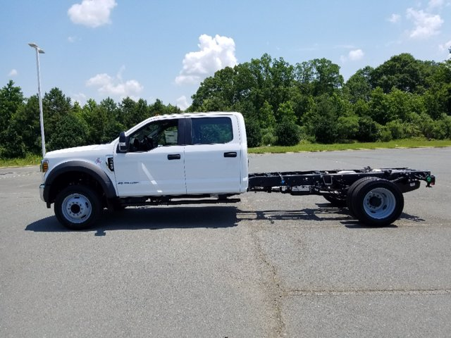 2019 Ford F-550 Crew Cab DRW 4x2, PJ's Platform Body #T198270 - photo 1