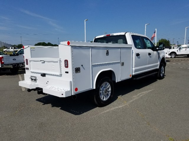 2019 F-250 Crew Cab 4x4,  Reading SL Service Body #T198275 - photo 5