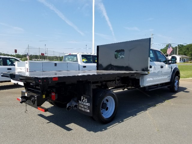 2019 F-450 Crew Cab DRW 4x2,  Knapheide Platform Body #T198276 - photo 1