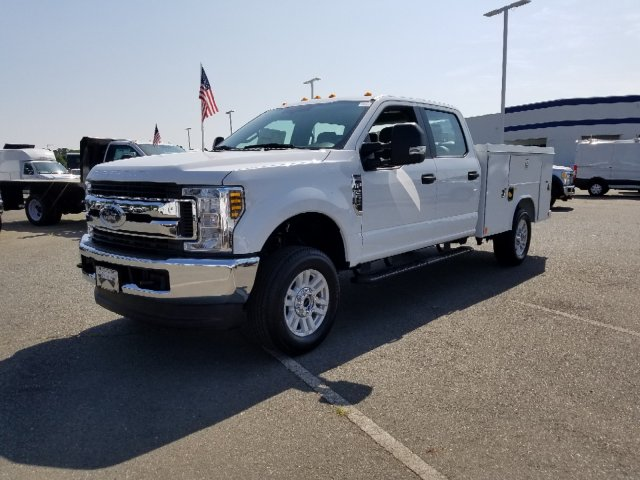 2019 F-250 Crew Cab 4x4,  Reading SL Service Body #T198279 - photo 1
