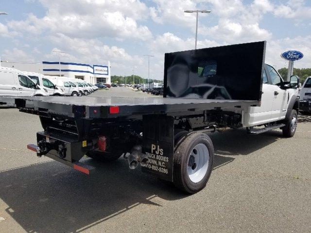 2019 F-450 Crew Cab DRW 4x2,  PJ's Platform Body #T198280 - photo 4