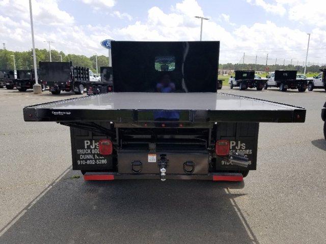 2019 F-450 Crew Cab DRW 4x2,  PJ's Platform Body #T198280 - photo 5