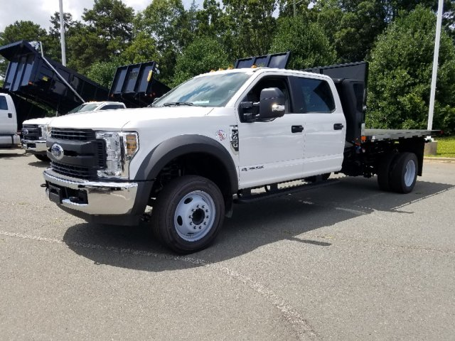2019 F-450 Crew Cab DRW 4x2,  PJ's Platform Body #T198280 - photo 1