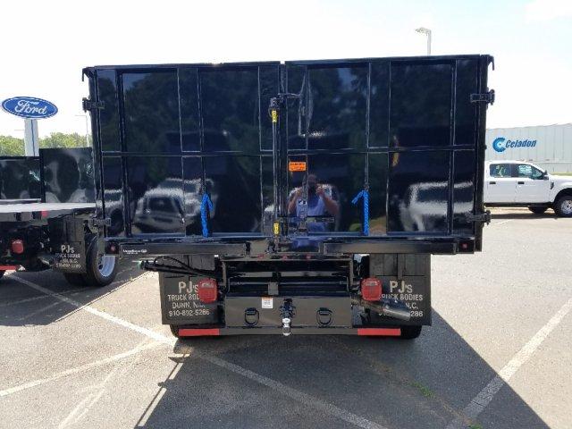 2019 F-450 Regular Cab DRW 4x2,  PJ's Landscape Dump #T198298 - photo 6