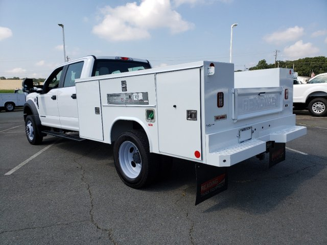 2019 F-450 Crew Cab DRW 4x4,  PJ's Platform Body #T198303 - photo 1