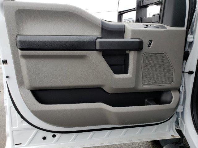 2019 Ford F-550 Regular Cab DRW RWD, PJ's Platform Body #T198316 - photo 11