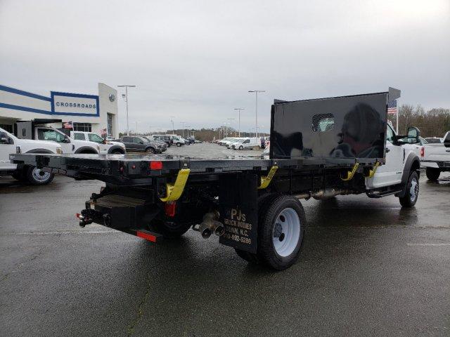 2019 Ford F-550 Regular Cab DRW RWD, PJ's Platform Body #T198316 - photo 4