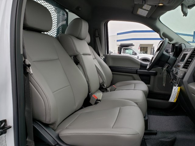 2019 Ford F-550 Regular Cab DRW RWD, PJ's Platform Body #T198316 - photo 25