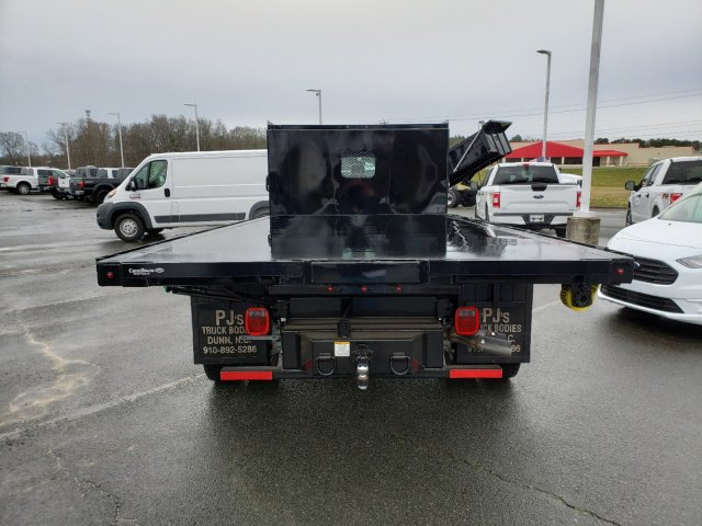 2019 Ford F-550 Regular Cab DRW RWD, PJ's Platform Body #T198316 - photo 5