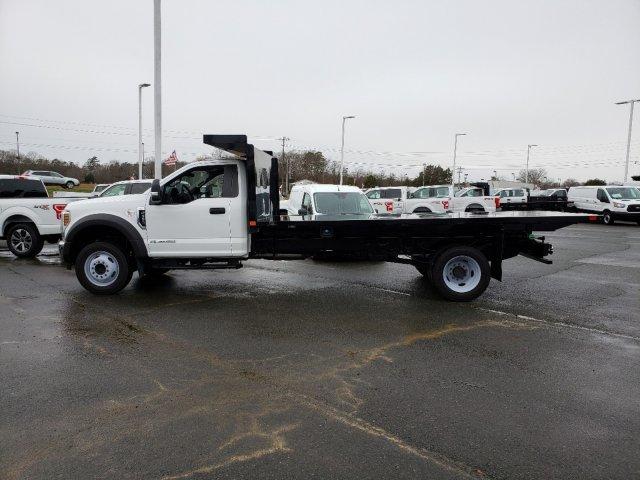 2019 Ford F-550 Regular Cab DRW RWD, PJ's Platform Body #T198316 - photo 6