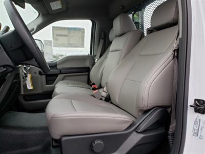 2019 Ford F-550 Regular Cab DRW RWD, PJ's Platform Body #T198316 - photo 13