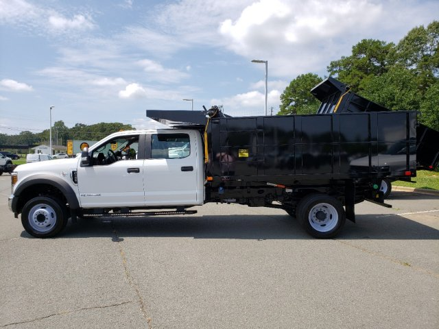 2019 F-450 Crew Cab DRW 4x2, PJ's Landscape Dump #T198322 - photo 5