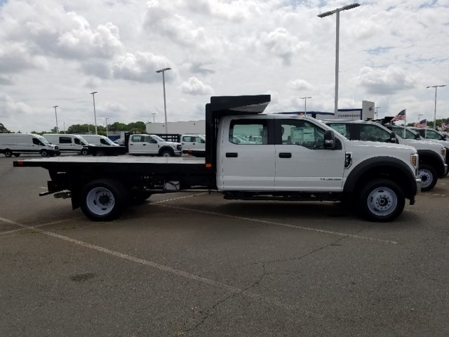 2019 F-550 Regular Cab DRW 4x4, PJ's Platform Body #T198327 - photo 4