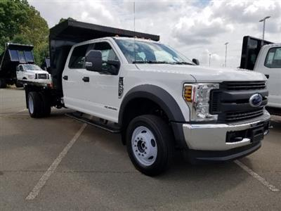 2019 F-550 Regular Cab DRW 4x4, PJ's Platform Body #T198327 - photo 3