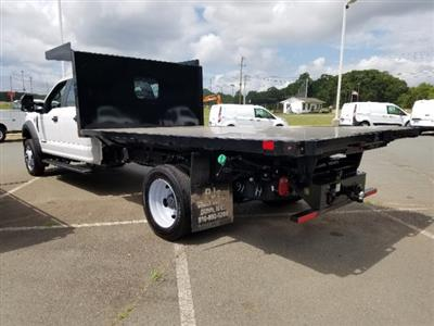 2019 F-550 Regular Cab DRW 4x4, PJ's Platform Body #T198327 - photo 2