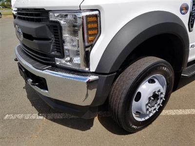 2019 F-550 Regular Cab DRW 4x4, PJ's Platform Body #T198327 - photo 8