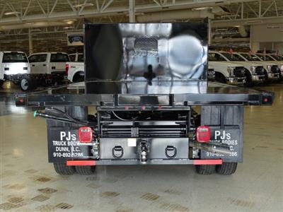 2019 F-450 Crew Cab DRW 4x4,  PJ's Platform Body #T198343 - photo 6