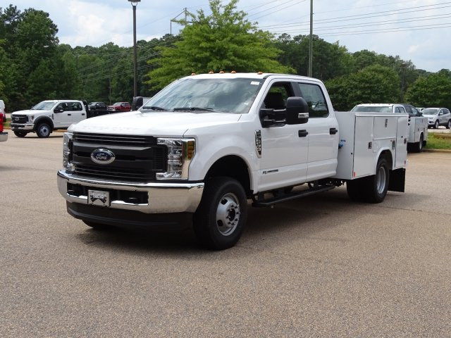 2019 F-350 Crew Cab DRW 4x4, Reading Service Body #T198348 - photo 1