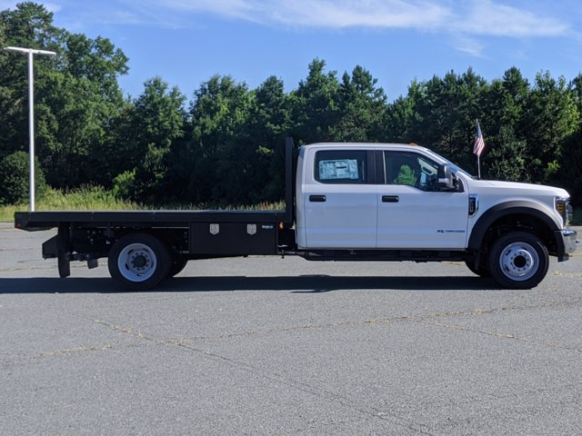 2019 F-550 Crew Cab DRW 4x2, Eddie's Welding, Inc. Platform Body #T198369 - photo 6