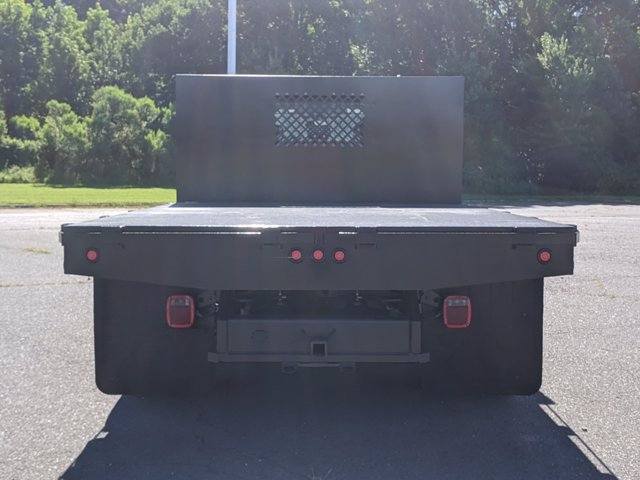 2019 Ford F-550 Crew Cab DRW RWD, Eddie's Welding, Inc. Platform Body #T198369 - photo 4