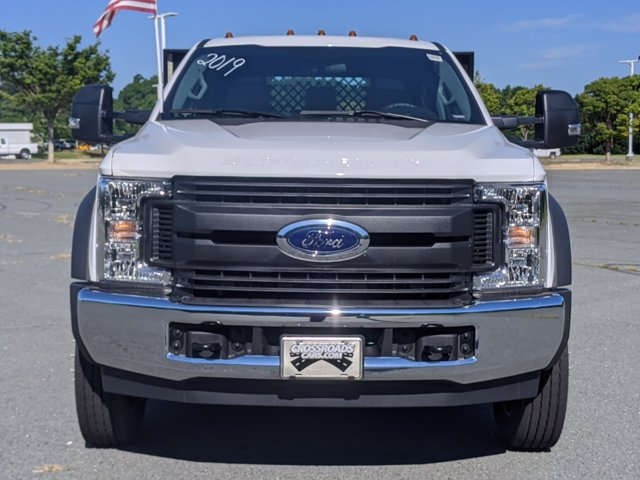 2019 Ford F-550 Crew Cab DRW RWD, Eddie's Welding, Inc. Platform Body #T198369 - photo 8