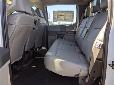 2019 Ford F-550 Crew Cab DRW 4x2, Eddie's Welding, Inc. Platform Body #T198369 - photo 27