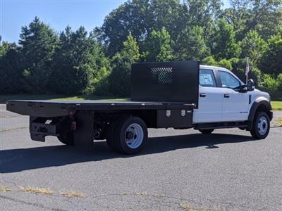 2019 Ford F-550 Crew Cab DRW 4x2, Eddie's Welding, Inc. Platform Body #T198369 - photo 7