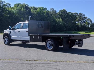 2019 F-550 Crew Cab DRW 4x2, Eddie's Welding, Inc. Platform Body #T198369 - photo 2