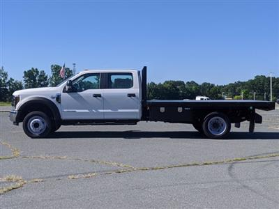 2019 F-550 Crew Cab DRW 4x2, Eddie's Welding, Inc. Platform Body #T198369 - photo 3