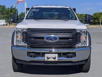 2019 F-550 Crew Cab DRW 4x2, Eddie's Welding, Inc. Platform Body #T198369 - photo 8