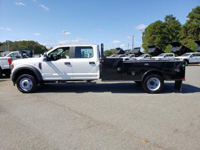2019 F-550 Crew Cab DRW 4x4,  CM Truck Beds TM Deluxe Platform Body #T198385 - photo 7