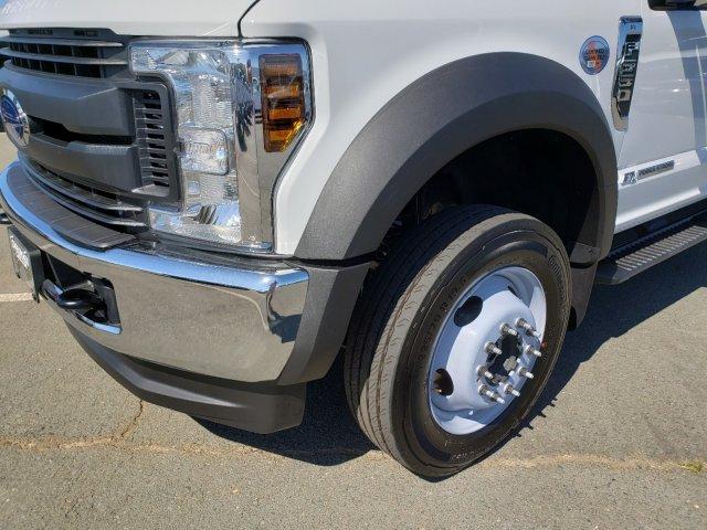 2019 F-550 Crew Cab DRW 4x4,  CM Truck Beds TM Deluxe Platform Body #T198385 - photo 9