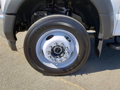 2019 F-550 Crew Cab DRW 4x4,  CM Truck Beds TM Deluxe Platform Body #T198385 - photo 10