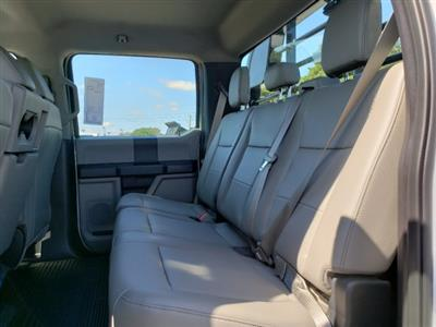 2019 F-550 Crew Cab DRW 4x4,  CM Truck Beds TM Deluxe Platform Body #T198385 - photo 24