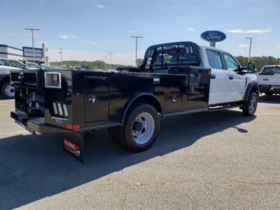 2019 F-550 Crew Cab DRW 4x4,  CM Truck Beds TM Deluxe Platform Body #T198385 - photo 5