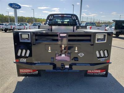 2019 F-550 Crew Cab DRW 4x4,  CM Truck Beds TM Deluxe Platform Body #T198385 - photo 6