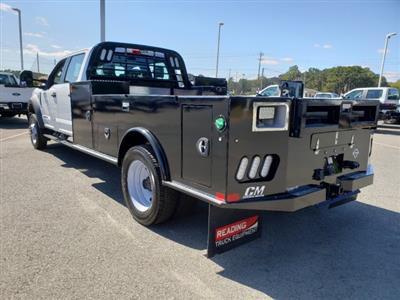 2019 F-550 Crew Cab DRW 4x4,  CM Truck Beds TM Deluxe Platform Body #T198385 - photo 2