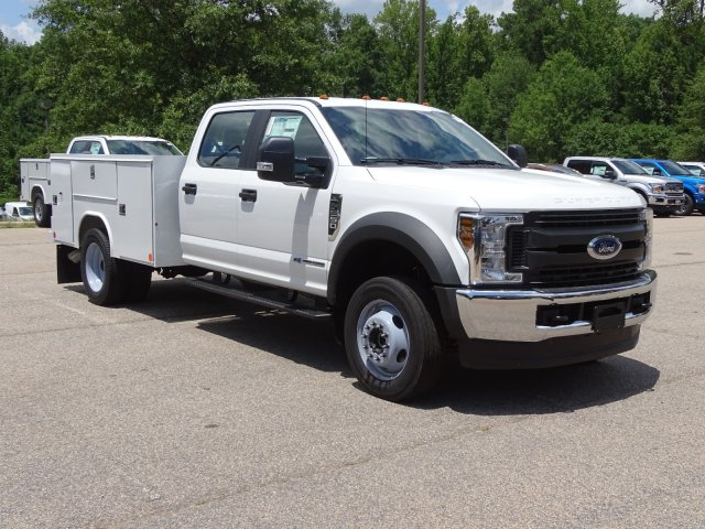 2019 F-550 Crew Cab DRW 4x4,  Reading SL Service Body #T198396 - photo 3
