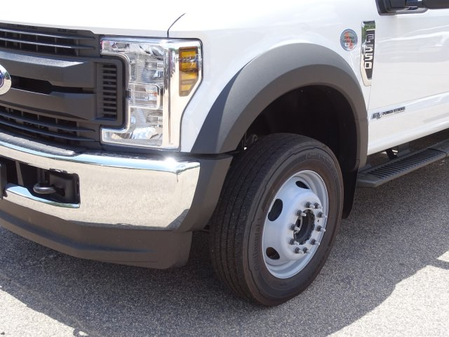 2019 F-550 Crew Cab DRW 4x4,  Reading SL Service Body #T198396 - photo 9