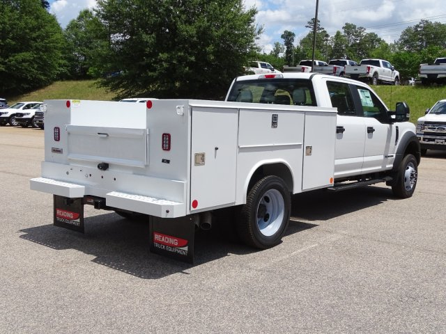 2019 F-550 Crew Cab DRW 4x4,  Reading SL Service Body #T198396 - photo 5
