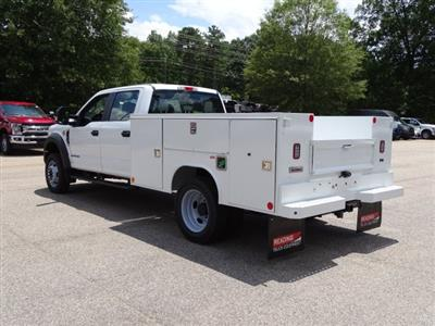 2019 F-550 Crew Cab DRW 4x4,  Reading SL Service Body #T198396 - photo 2